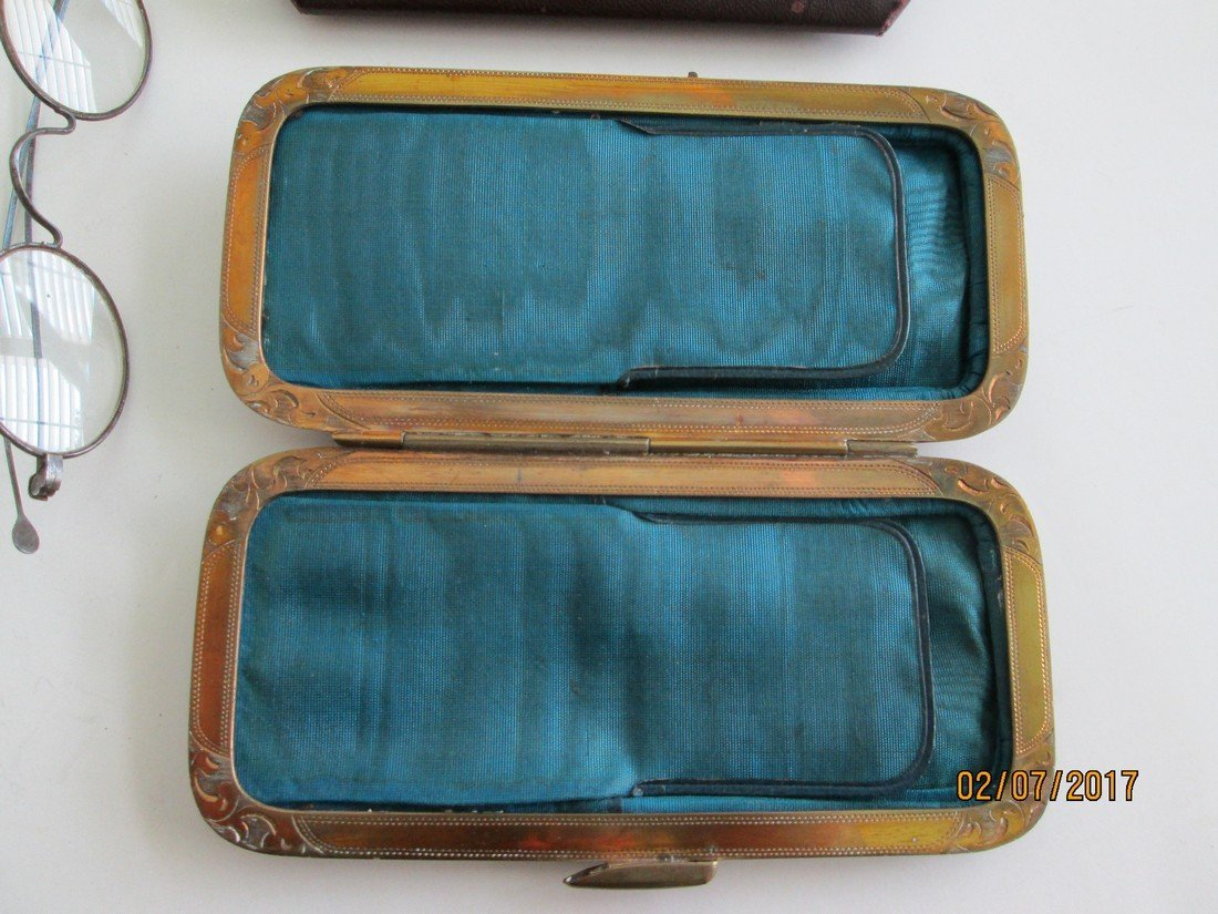 Antique optical items - 3