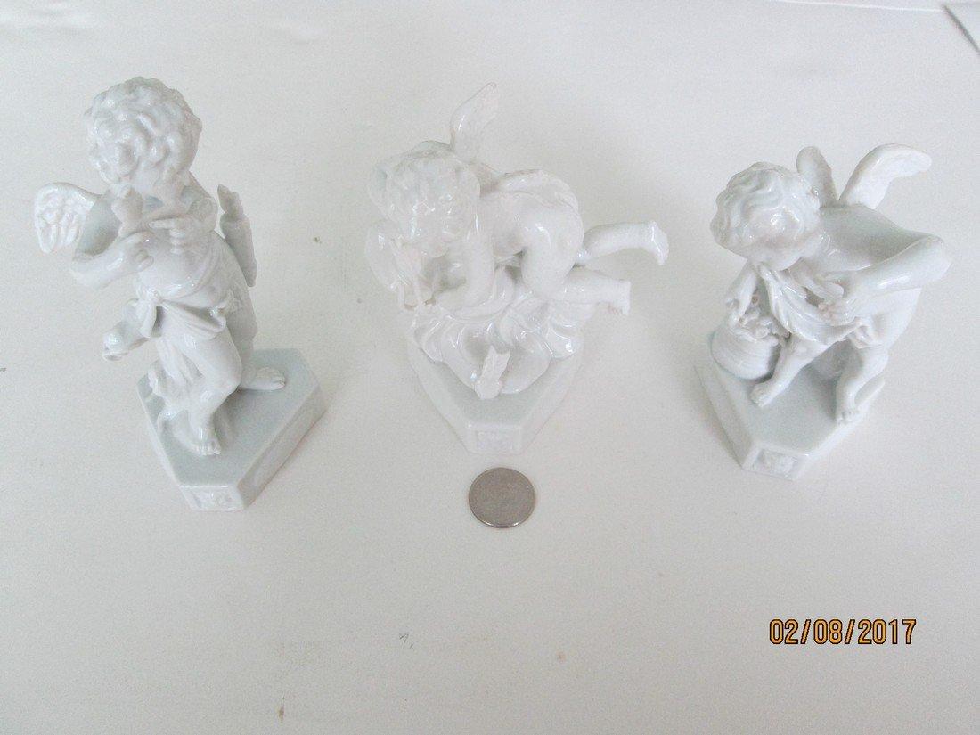 Set of Dresden cupids