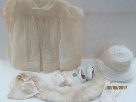 Vintage baby items