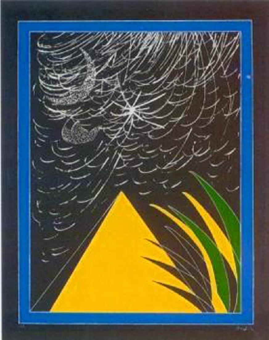 Angeli (Franco), original silkscreen signed and