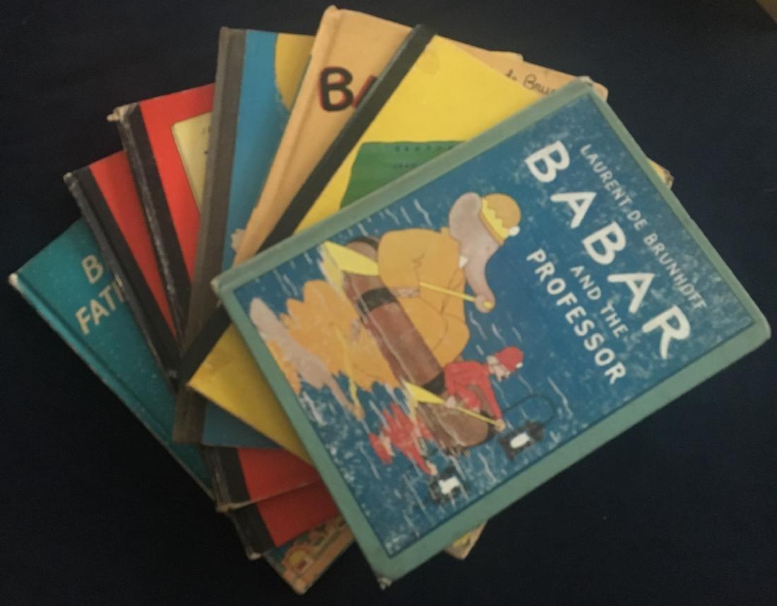 Babar, 7 vols.
