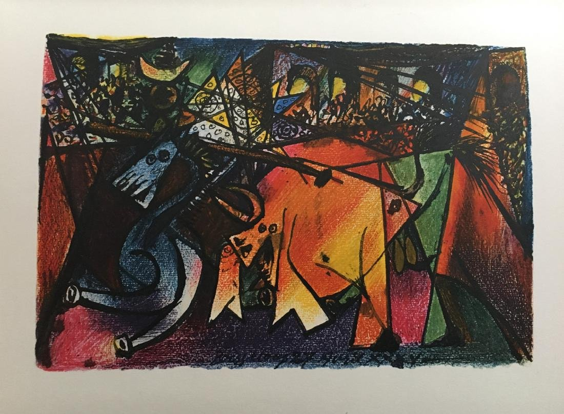 Revue Cahiers d'Art, Picasso, 1935.