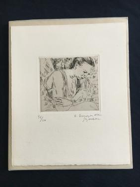 Revue, L'Art D'Aujourd'hui, 1924, with  an original