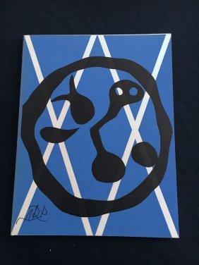Revue XXe siècle, 1955, with original prints by M.