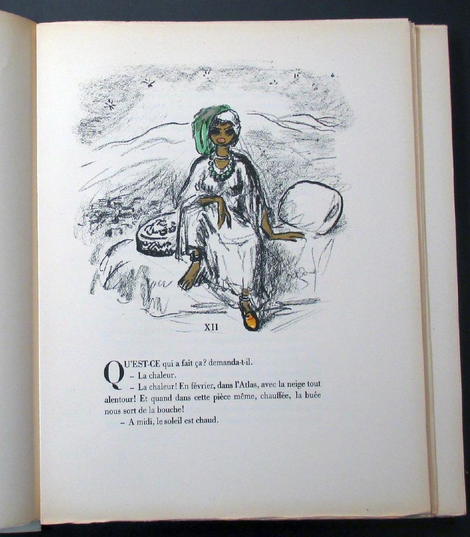 Van Dongen (Kees), book with 26 original lithographs.