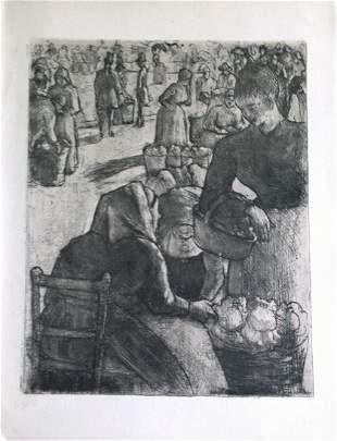 Le peintre-graveur illustré, 1923. Renoir - Pissarro