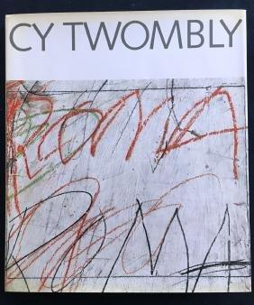 Zeichnungen 1953-1973, Twombly.