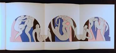 Henri Matisse by Roger Fry.