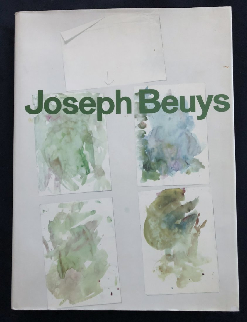 Joseph Beuys Wasserfarben/Watercolours 1936-1963