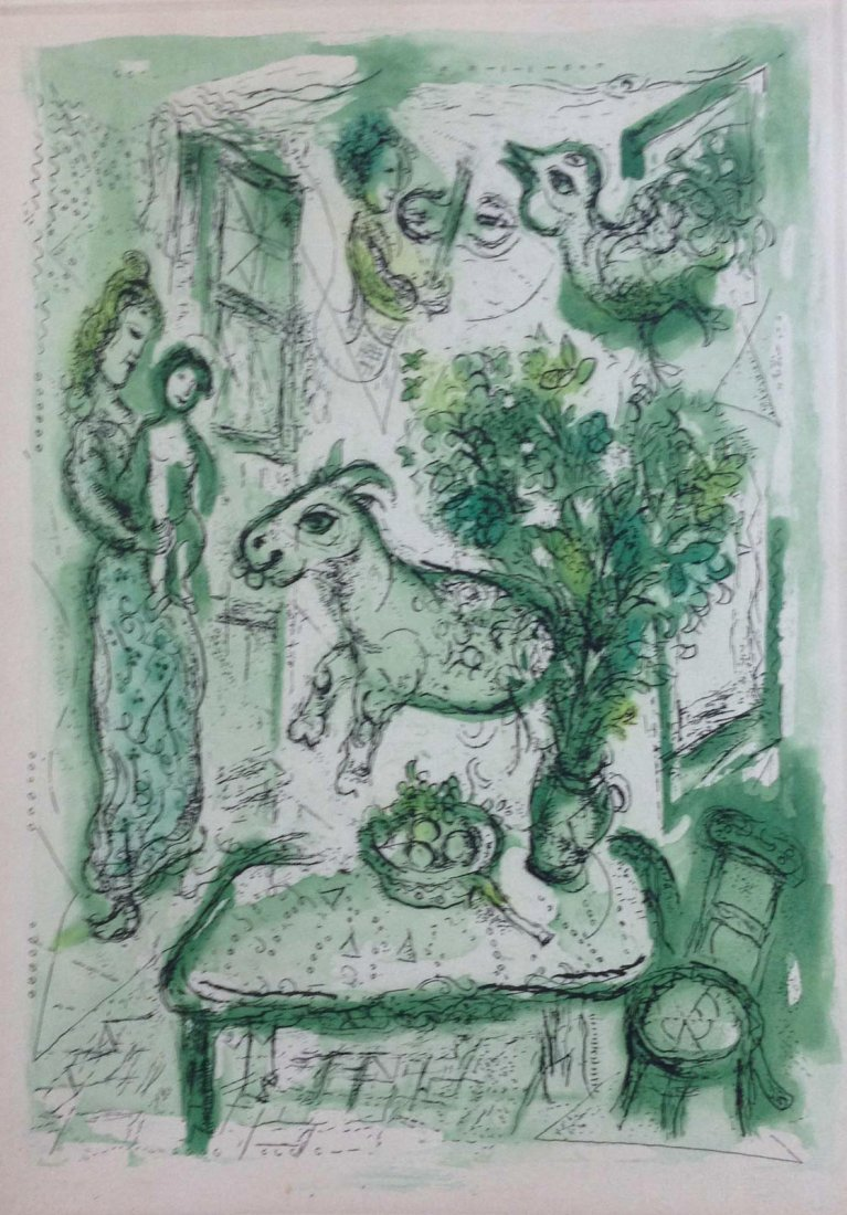 Chagall Life and work. 1961 Deluxe Edition with