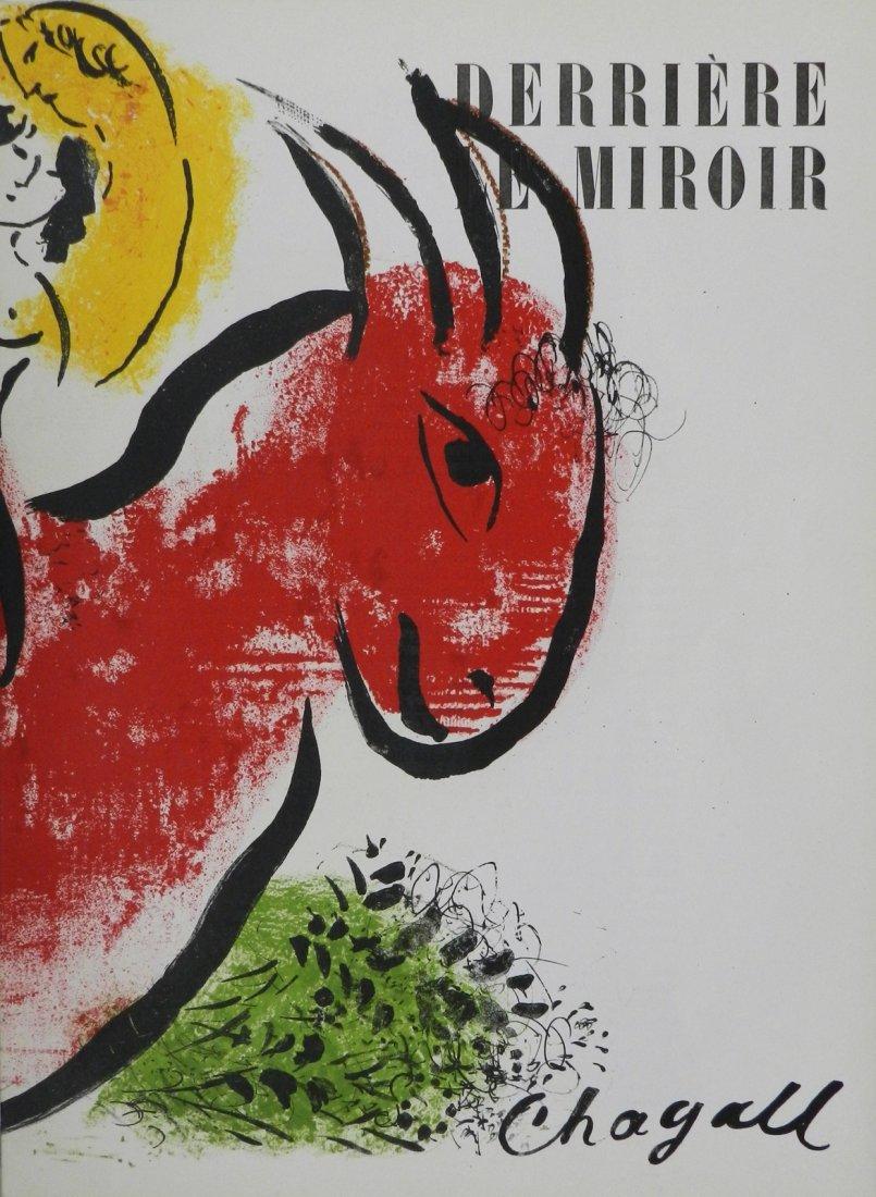 Derriere le Miroir 44-45, 1952, with original