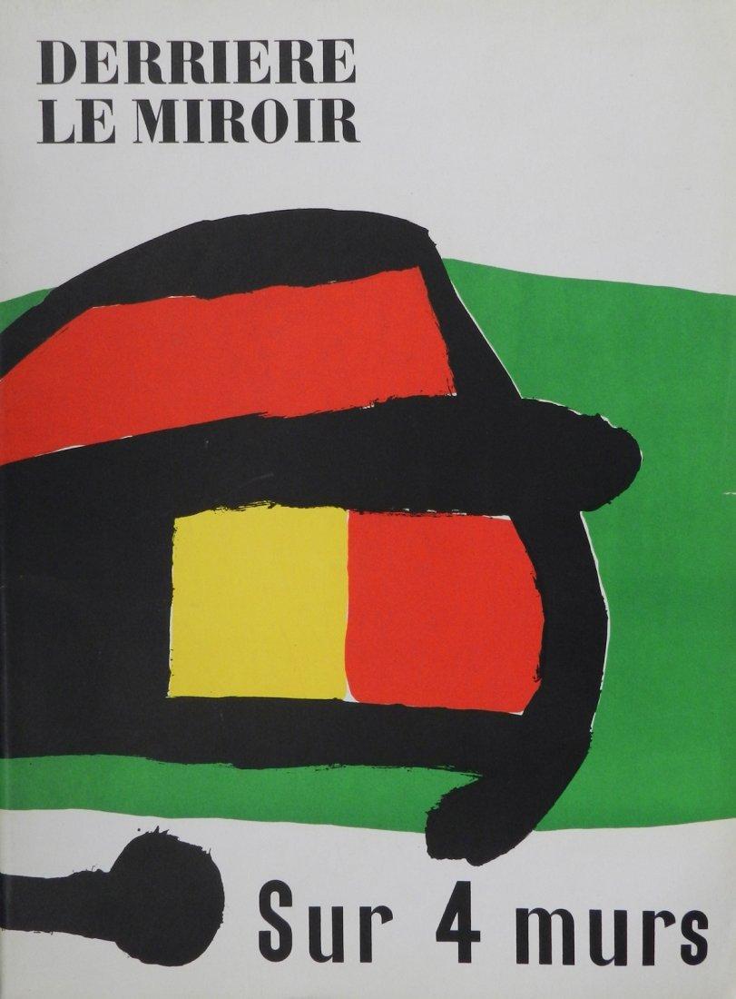 Derriere le Miroir 107-108-109, 1958, with original