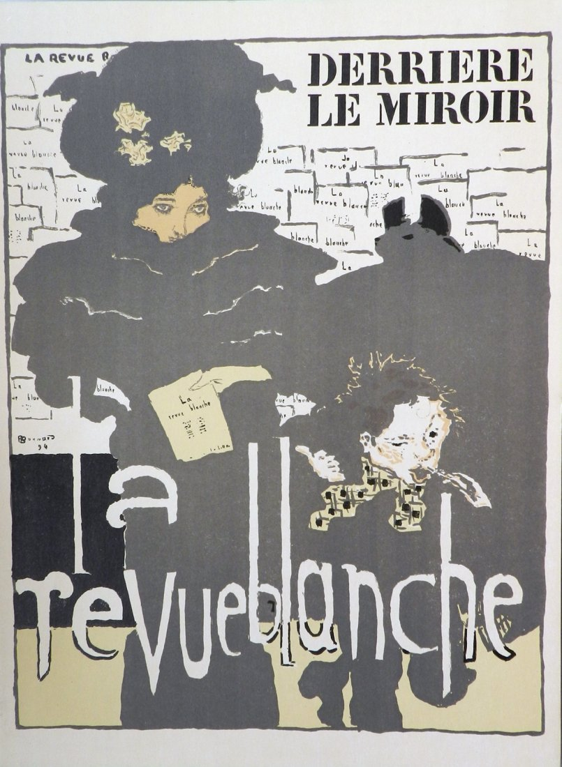 Derriere le Miroir 158-159, 1966, with lithos by