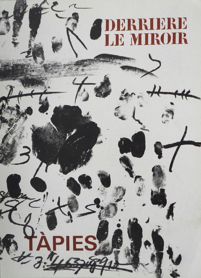 Derriere le Miroir 175, 1968, with original lithographs