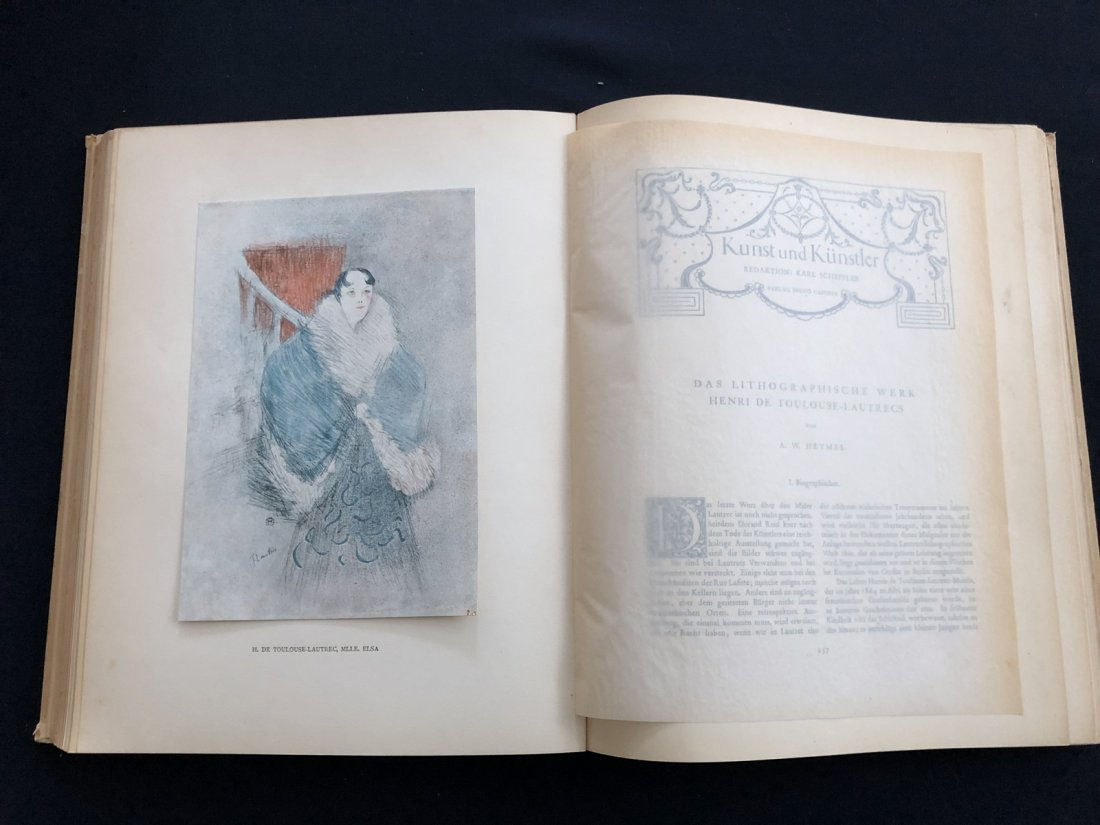 Kunst und Kunstler – Vol. 5 Berlin 1907