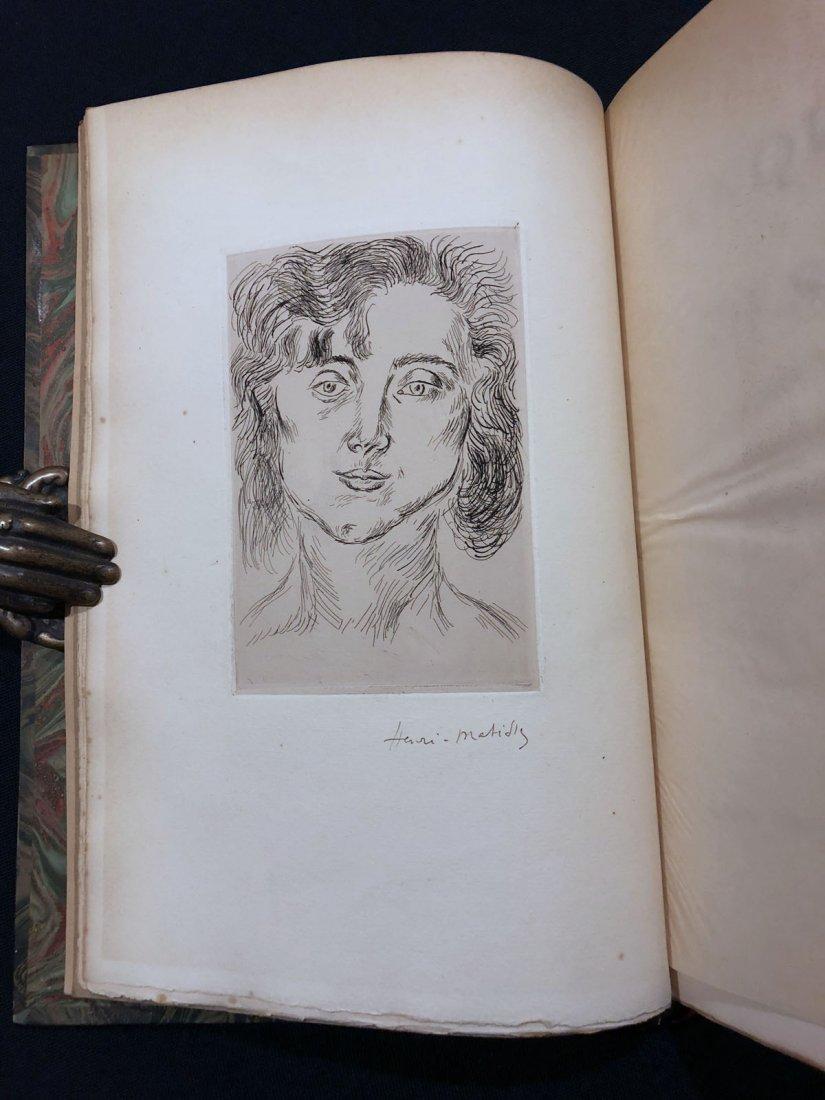 Cinquante Dessins par Henri Matisse, 1920. With