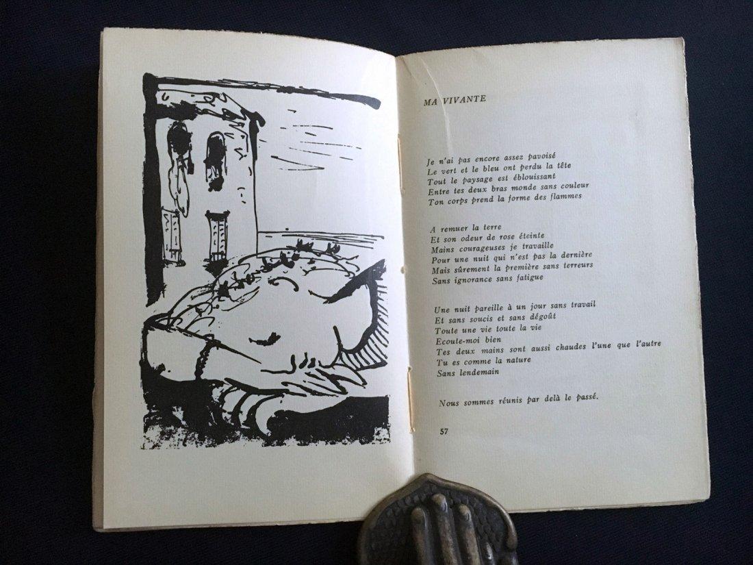 Picasso Pablo.  Les Yeux Fertiles. 1936, Illustrated