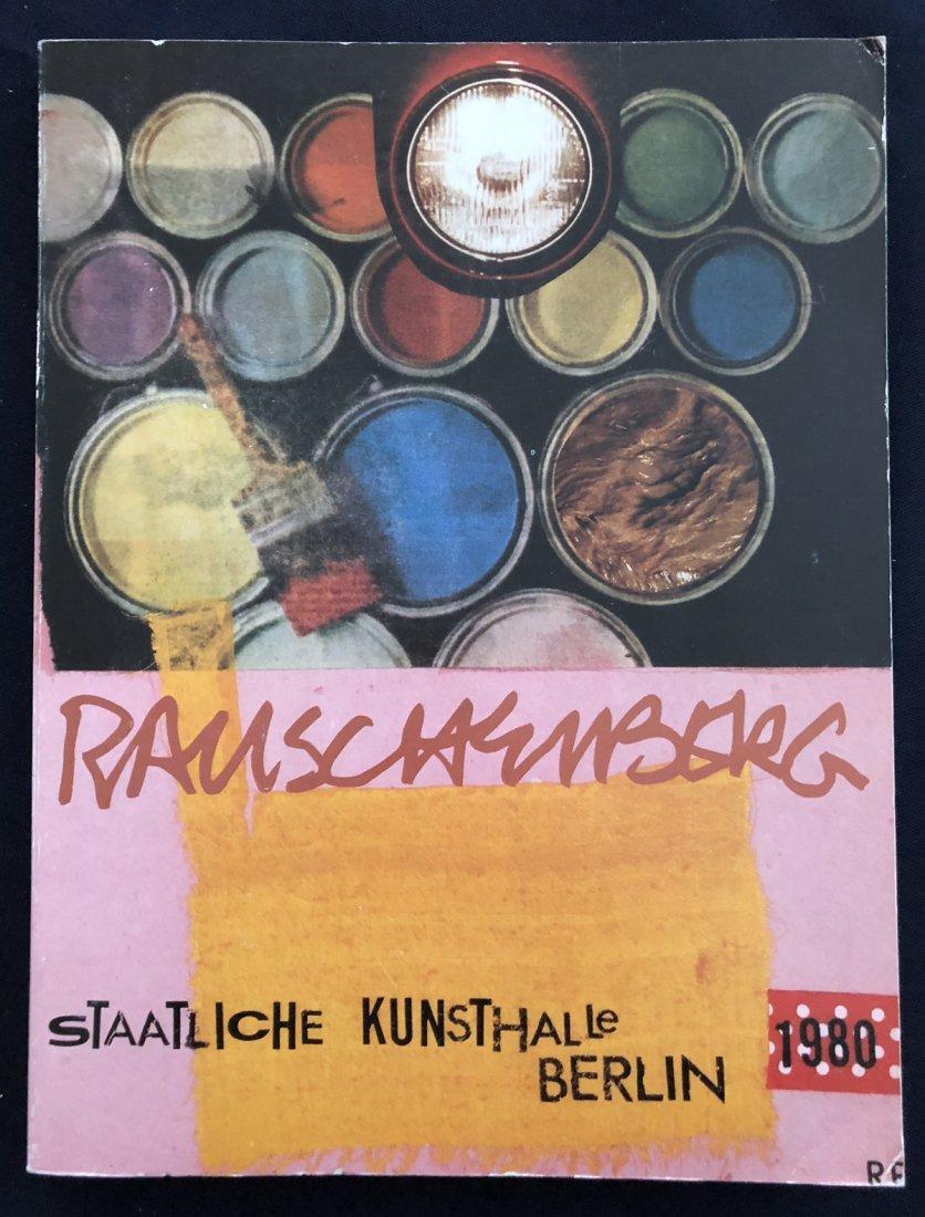 Rauschenberg – Catalogue Work 1950-1980