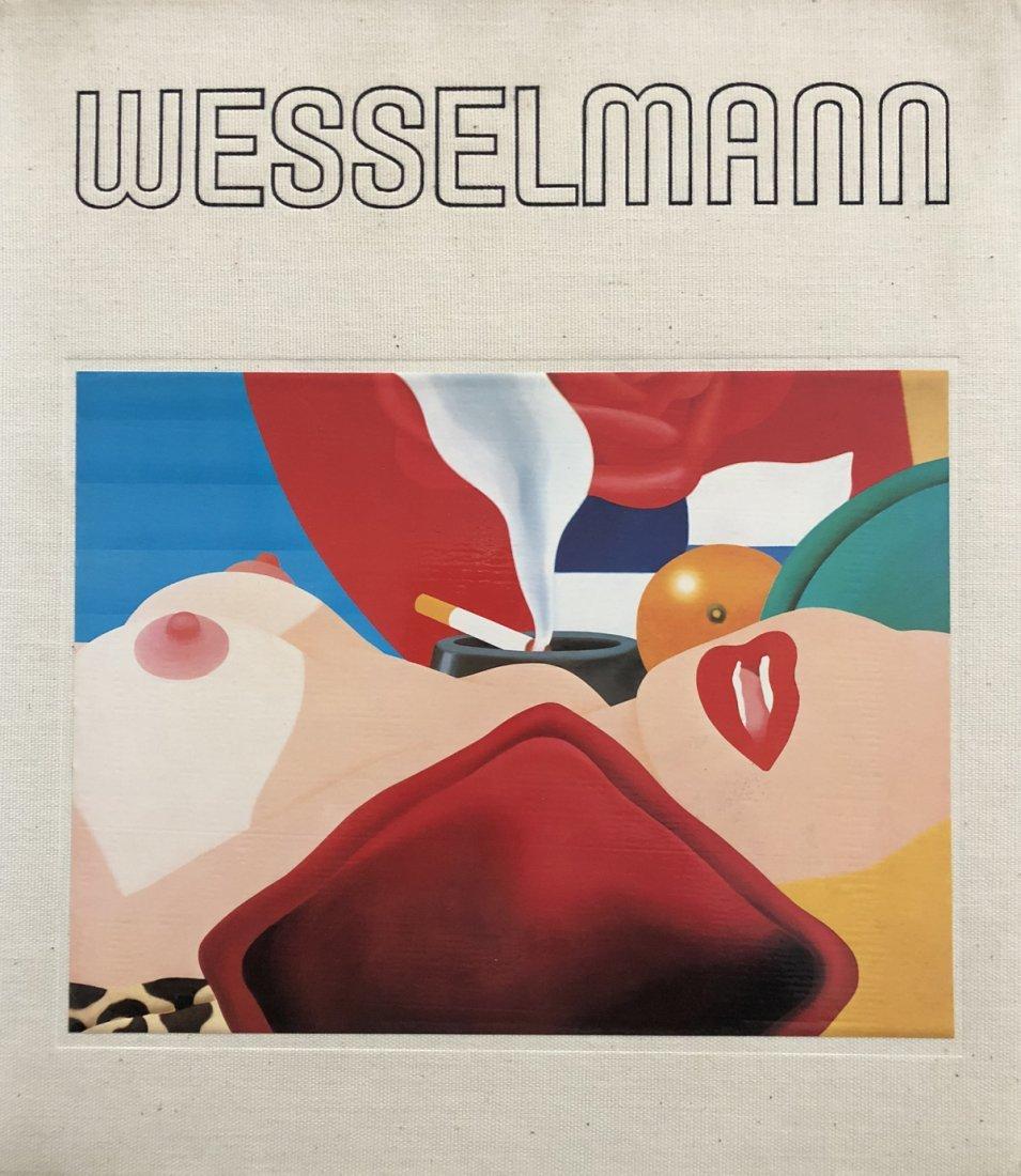 Tom Wesselmann, 1980.
