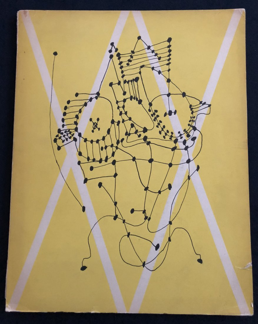 Revue XXe siècle, 1, 1951, with lithographs by Moore,