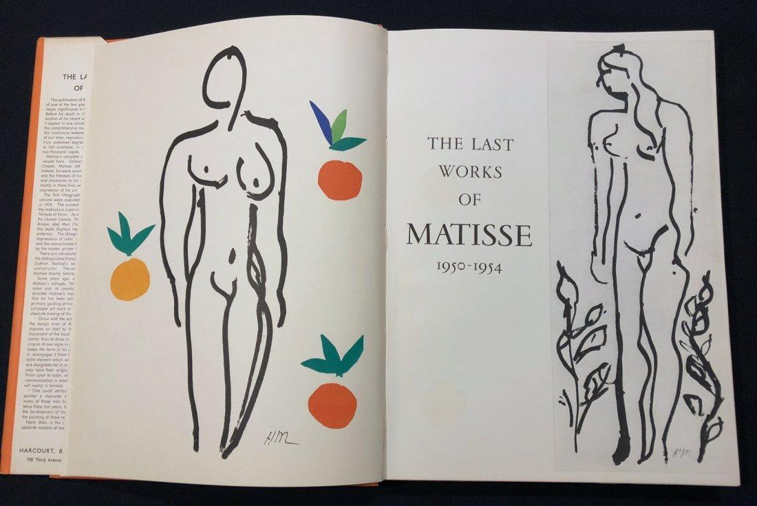 Verve 35/36 The Last Works of Henri Matisse: 1950-1954