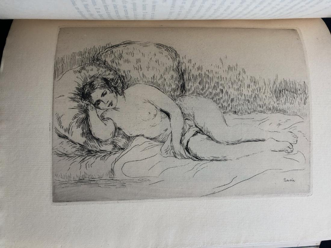 Les Peintres Impressionnistes, 1906, with etchings by