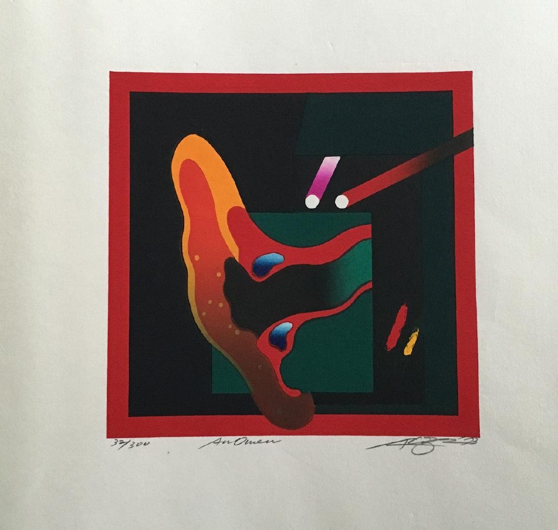 MODERN JAPANESE PRINT ARTISTS, 1973, with signed prints