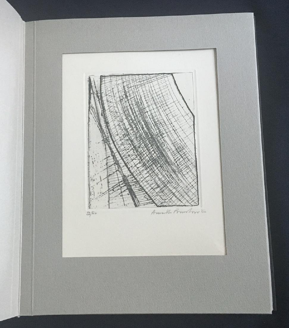 The international Avant-Garde 3, 1962. With signed and