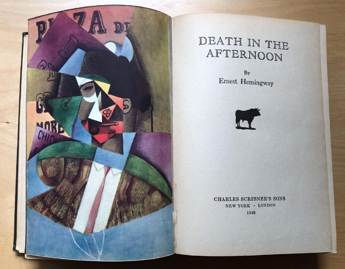 Hemingway, Ernest. Death in the Afternoon
