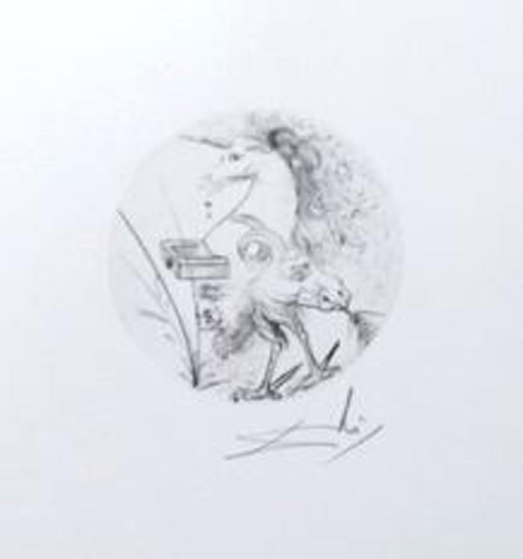 Dali. Les metamorphoses erotiques, one of 120 copies