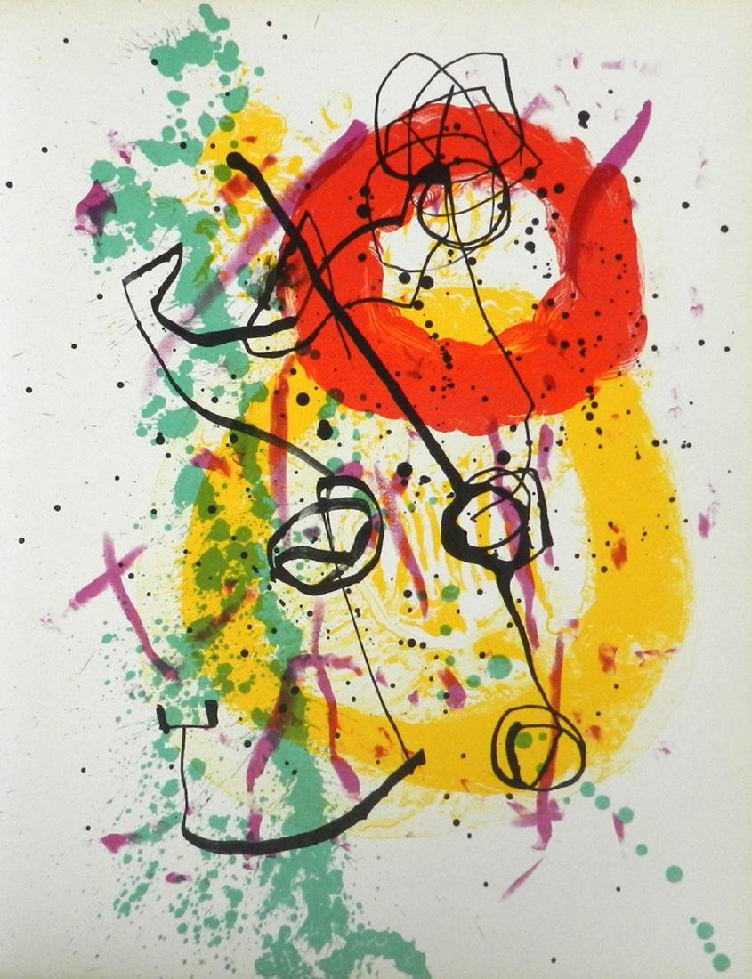 XXe siecle, 16, 1961, with three original prints by