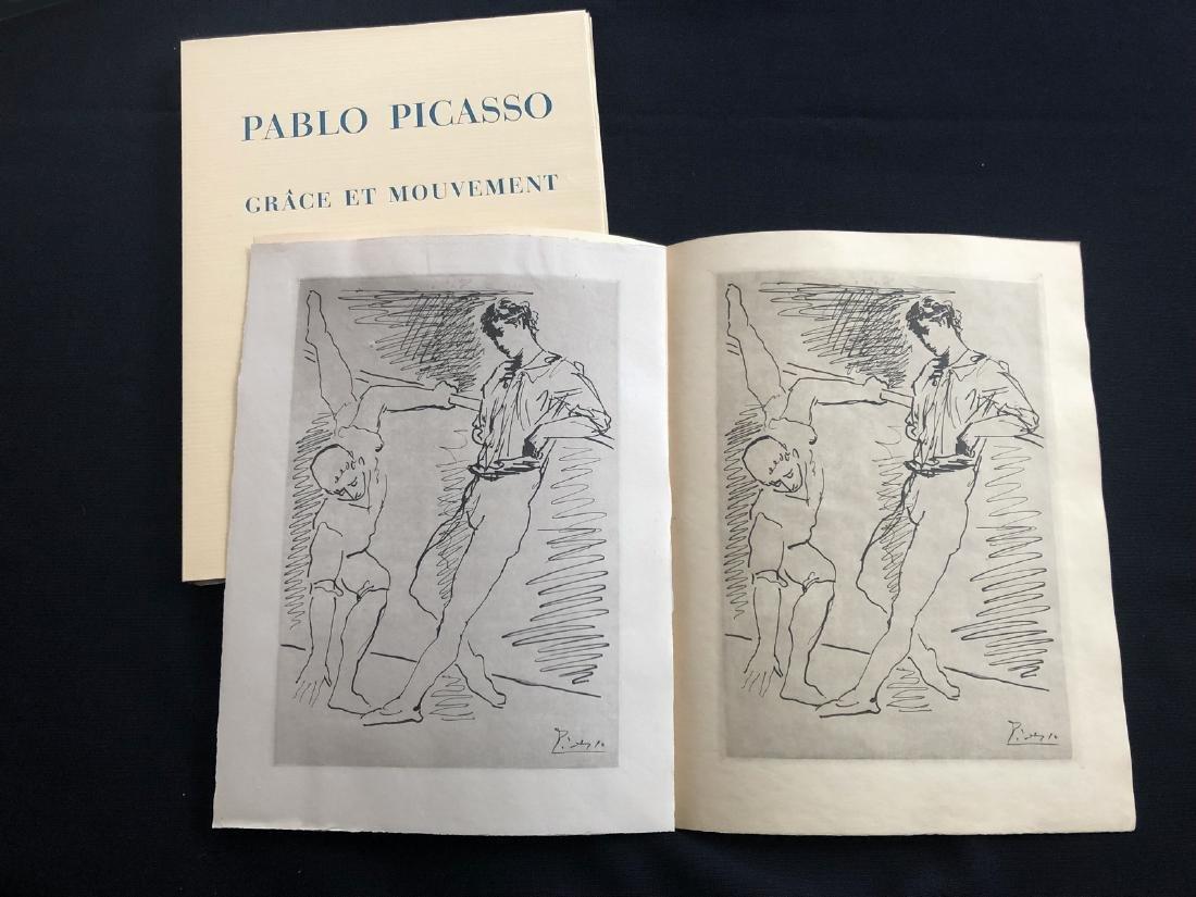 Picasso/Sappho - Grace et Mouvement. DELUXE edition