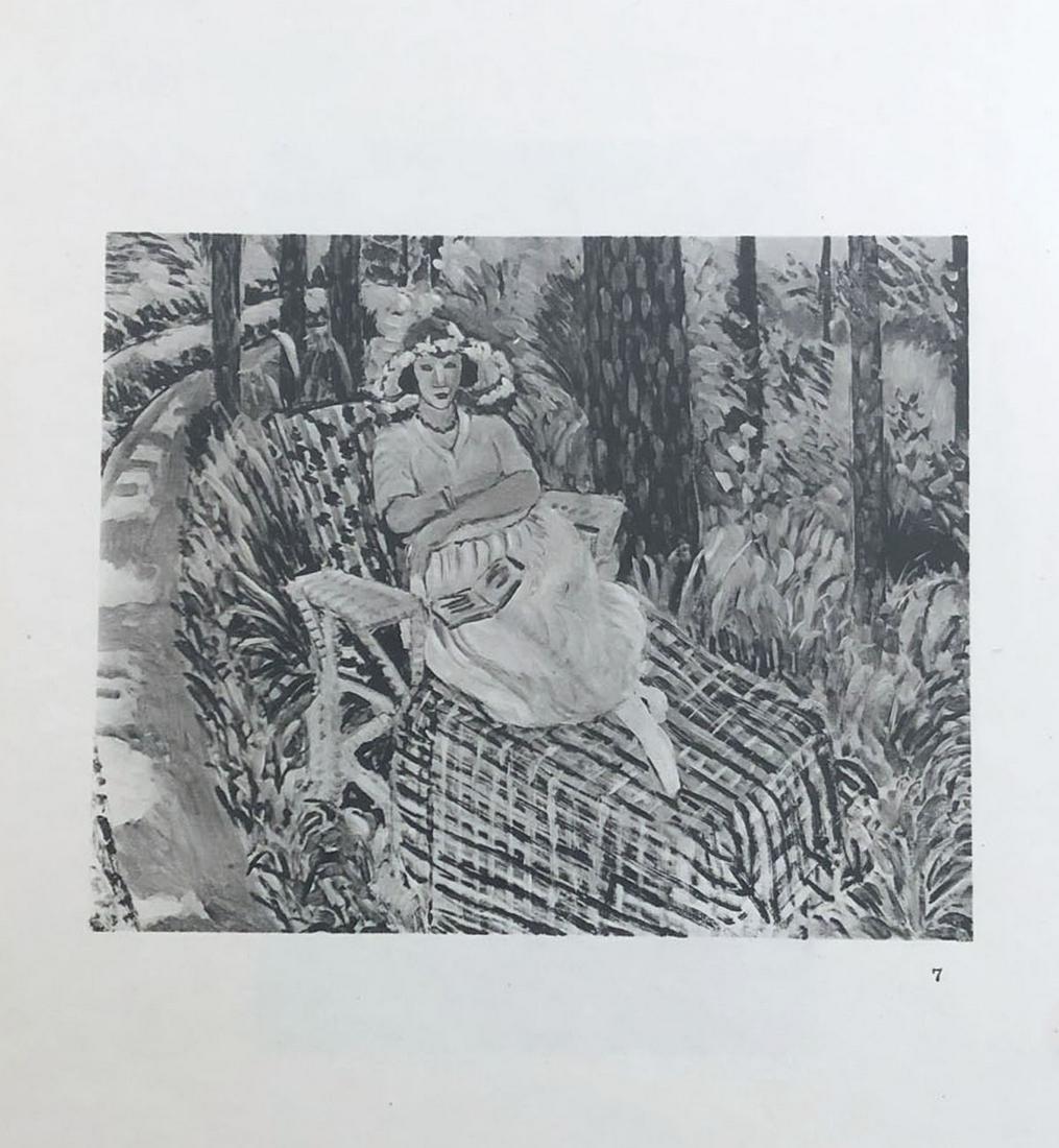 Matisse Seize Tableaux, 1922 -1923.  16 prints by