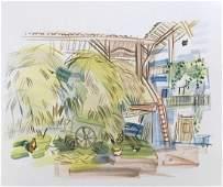 Raoul Dufy. Vacances Forcées