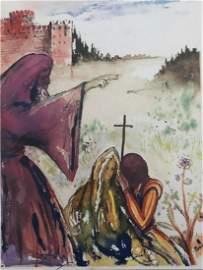 Dali Romeo et Juliette. Portfolio from the deluxe