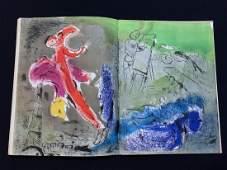 Verve 2728 Chagall Matisse Miro Giacometti