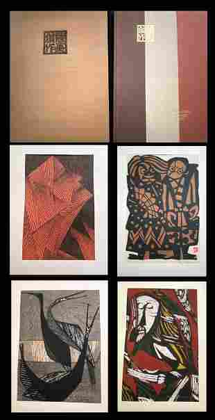 The Modern Japanese Print: An Appreciation.
