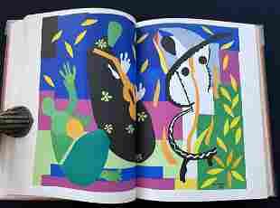 MATISSE. Verve 35/36 Last work of Matisse 1950-1954