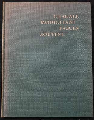 Aspetti dell'espressionismo Chagall Modigliani Pascin