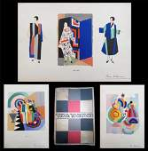 Sonia Delaunay. 1925 Ses Peintures, Ses Objets, Ses