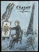 Chagall lithographe 5