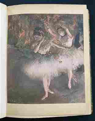 Degas by Lafond, 1918. Volume n.1 & 2.