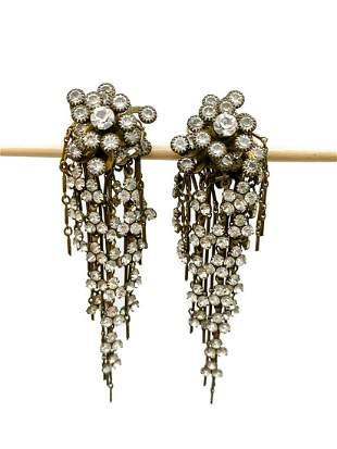 Sorrelli. Signed Earrings.