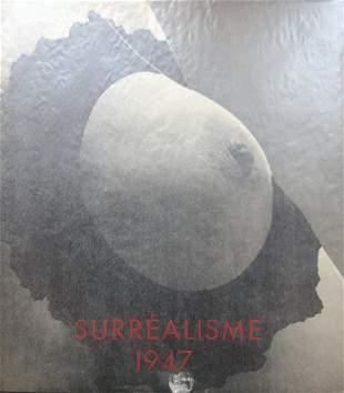 Le Surrealisme en 1947. Andre Breton & Marcel Duchamp