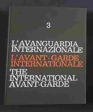 The international Avant-Garde 3, 1962. one of 100
