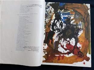 Dali APRES 50 ANS DE SURREALISME. 12 Color Etchings S/N