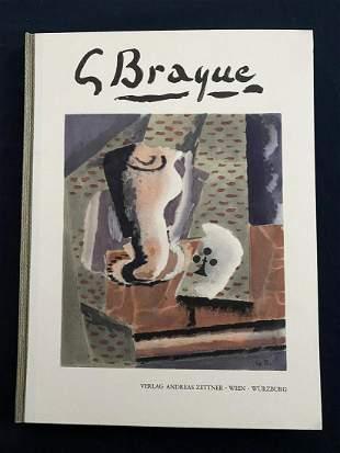 Braque 20 pochoirs