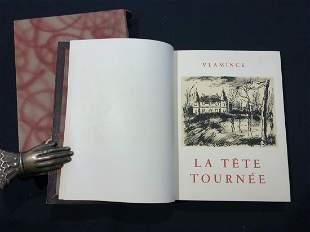 Vlaminck. La Tete Tournee. 1956, 12 lithographs