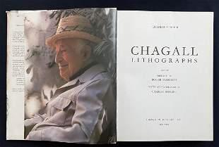 Chagall lithographe 6