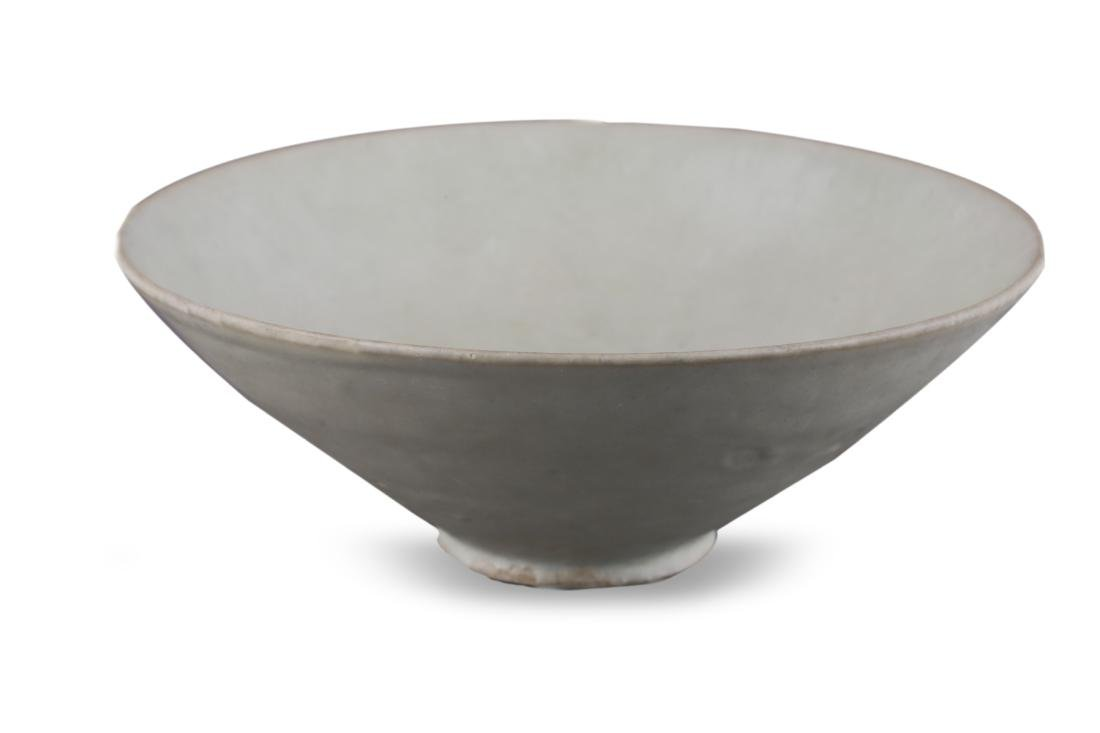 An Yaozhou Kiln Bowl Five Dynasties
